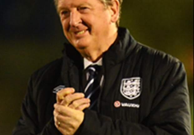 Hodgson laughs off Montenegro claims that England is 'scared'