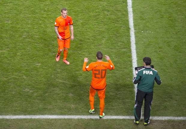 """Strootman: """"Hoop op Sneijder dinsdag"""""""