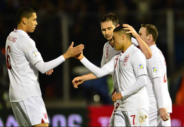 San Marino 0-8 England: Rooney & Lampard on target in Three Lions rout