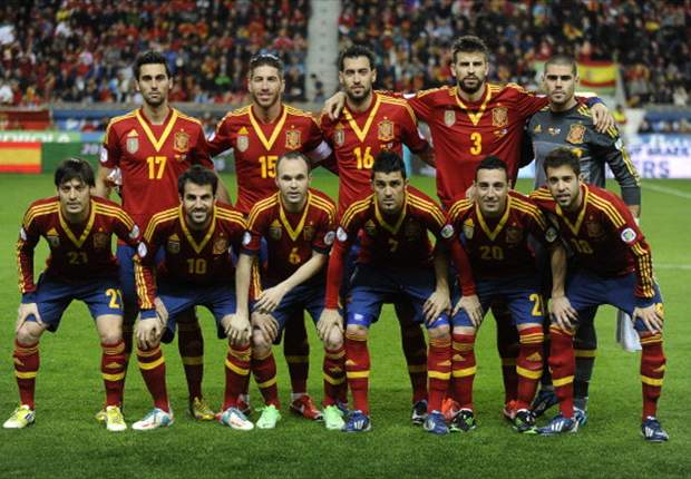 David Villa: Spain desperate to beat France