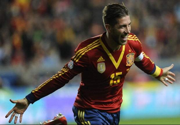 Sergio Ramos: Spain lacked precision against Finland