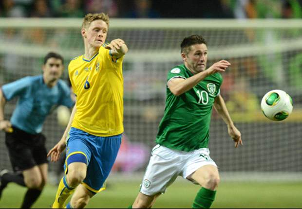 Robbie Keane ruled out of Austria qualifier through injury