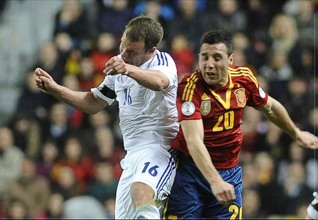 Cazorla: Spain are not in decline