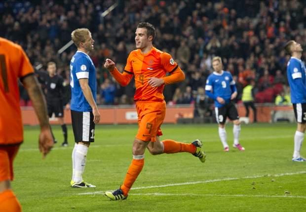 Robin Van Persie Puji Pengembangan Pemain Muda Belanda