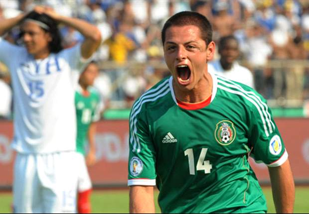 Herculez Gomez sees some of himself in Mexico hit-man Chicharito