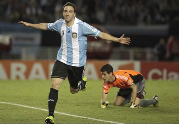 Mondial 2014 - L'Argentine tient son rang