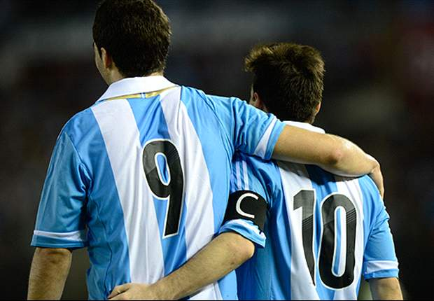 Argentina on verge of World Cup 2014 qualification