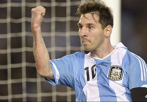 Messi apareció en los momentos justos