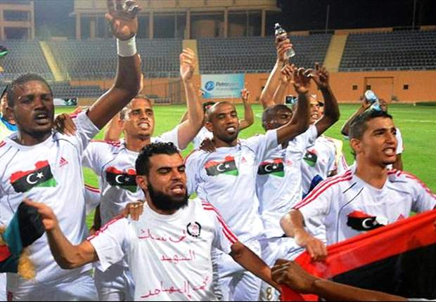 Fifa lifts ban on Libya to play at home