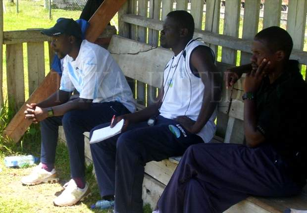 Karuturi Sports appoint James Omondi as head coach