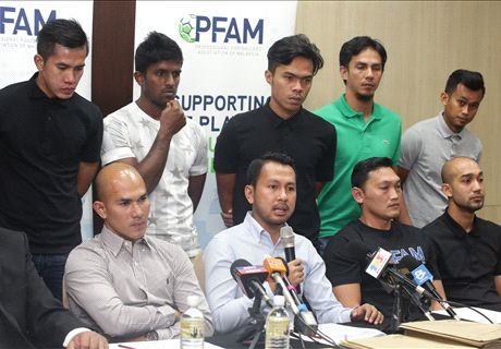 Clubs and players sign 'double contracts' - PFAM