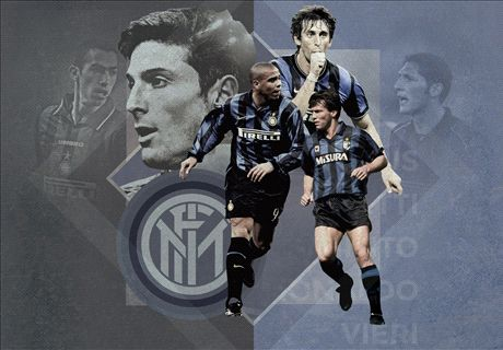 Inter's 20 greatest players of all time