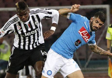 Juve-Napoli, il meglio della Serie A oggi