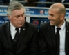Zidane has everything to become a great coach - Ancelotti