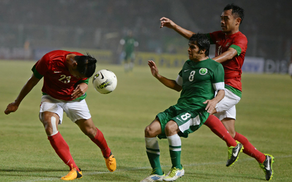 GALERI: Indonesia 1-2 Arab Saudi