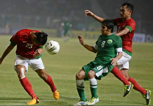 TERBAIK & TERBURUK: Indonesia 1-2 Arab Saudi