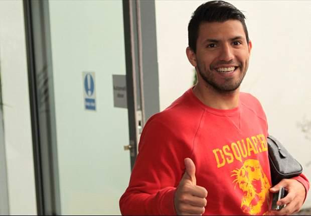 Sergio Aguero Kembali Tampil Lawan Newcastle United?