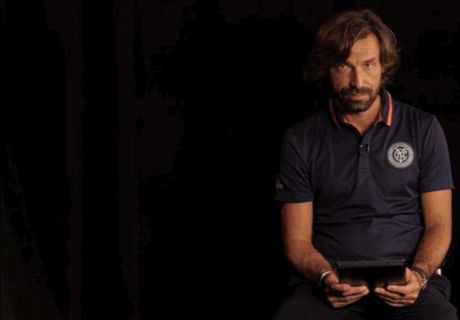 Pirlo NOT impressed by internet memes