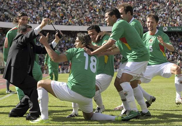 Argentina, en riesgo de sorpresa en la altura de Bolivia
