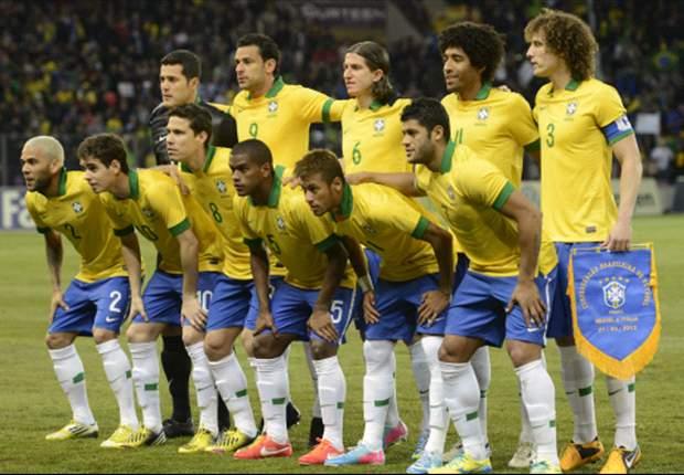 Brasiliens Techniker treffen auf abwehrstarke Russen - Wer gewinnt das Freundschaftsspiel?
