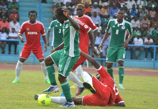 Nigeria 1-1 Kenya: Oduamadi steals late equaliser in qualifying clash