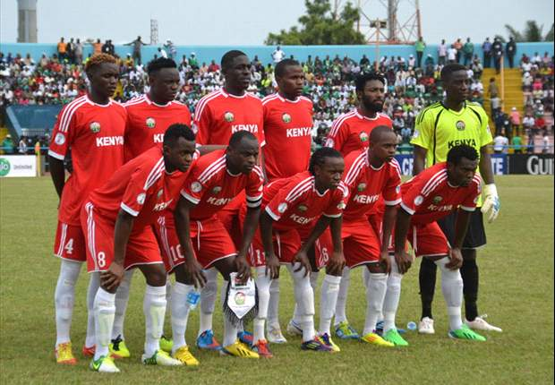 Kenya seeded in Group stage of COSAFA tournament