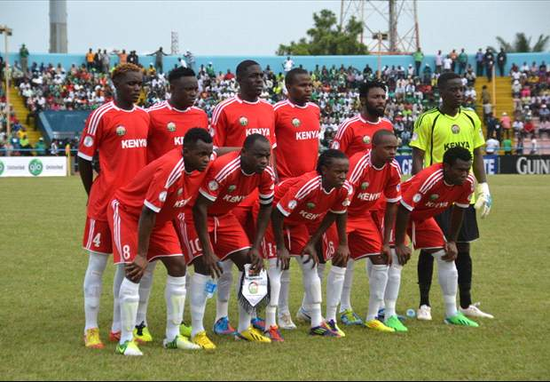 Kenya drawn in Group 'B' of Cosafa tournament