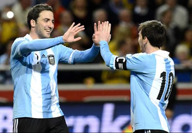 Messi jugaría 45 minutos y, por contrato, Argentina deberá llevar a los mismos jugadores que contra Ecuador.
