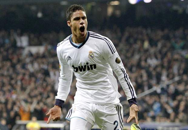 Varane returns to Real Madrid training