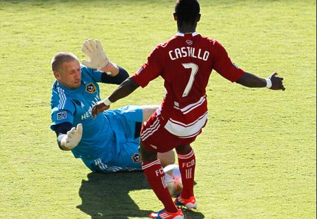 FC Dallas 2-0 Real Salt Lake: Two late Josh Saunders blunders give FCD the win