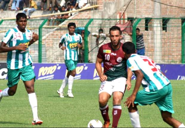 Pailan Arrows 2-3 Mohun Bagan: The Mariners cling on to victory against a determined Arrows side