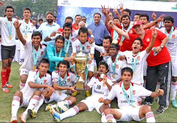 Pune FC make history by retaining U-20 I-League title