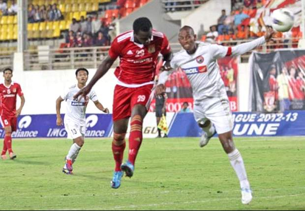 Pune FC 2-2 Shillong Lajong: Debut braces from Edinho Jr. and Boima Karpeh light up fierce encounter