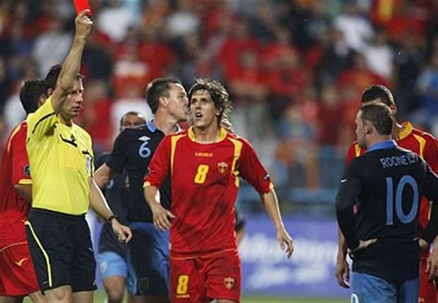 Joleon Lescott: Montenegro Pasti Takut Wayne Rooney