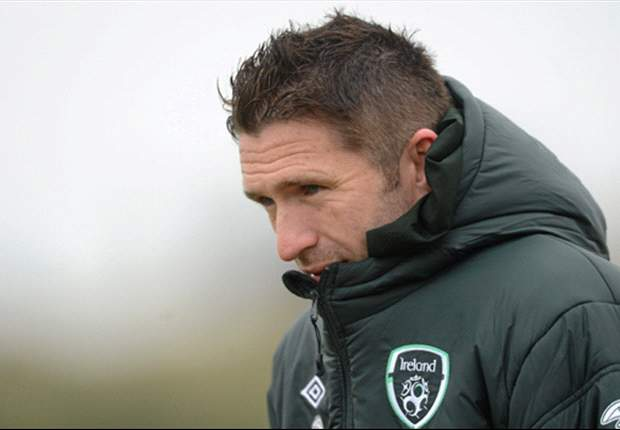Robbie Keane ruled out of England and Georgia games