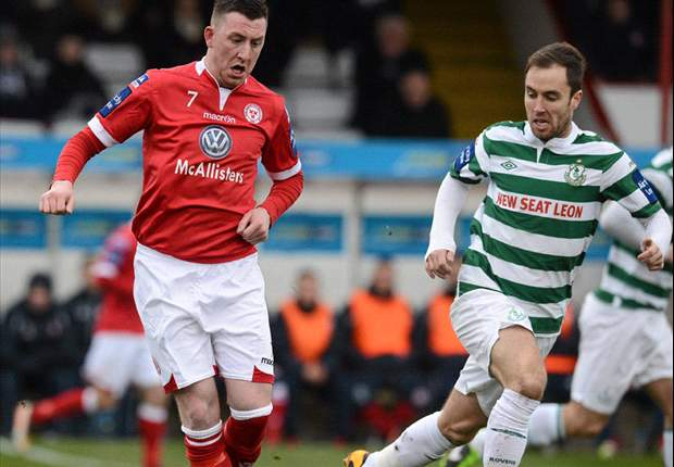 Shelbourne 0-0 Shamrock Rovers - Shels battle for first point of the season