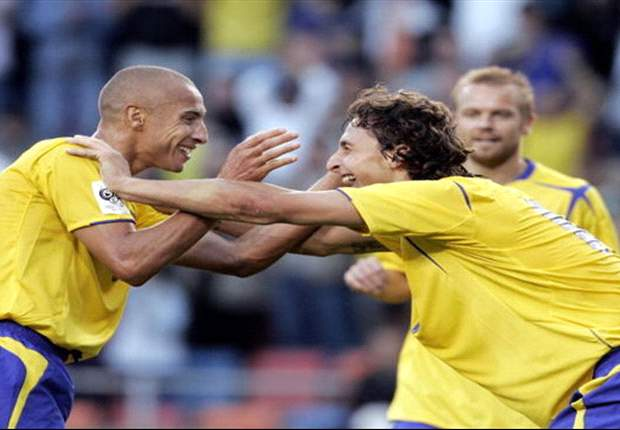 Who's the greatest? Ibrahimovic v Larsson