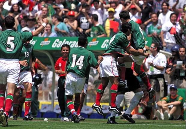 Juegos del Recuerdo: México 1-0 Estados Unidos | México habló 'Vasco' ante EU en 2001