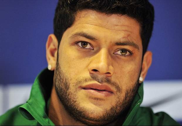 Hulk frustrated at transfer speculation