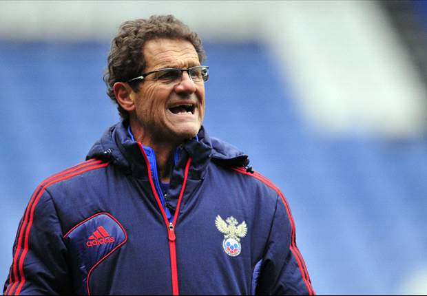 Capello rues lost Russia concentration