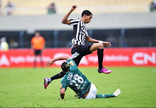 Palmeiras 0-0 Santos: Apesar de dominar o clássico, o Alviverde não saiu do empate