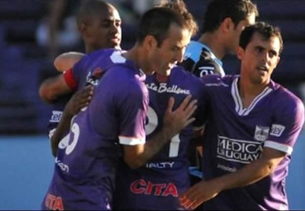 Defensor ganó y es líder del Clausura