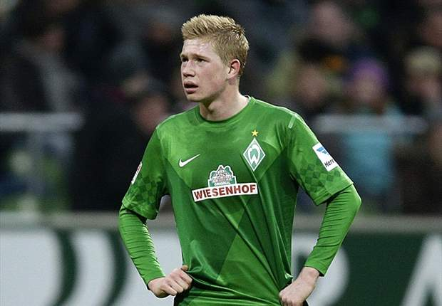 Dortmund refuse to give up in chase to sign De Bruyne
