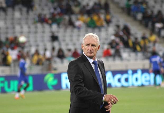 A few surprises in Igesund's Bafana squad to face Lesotho before Ethiopia