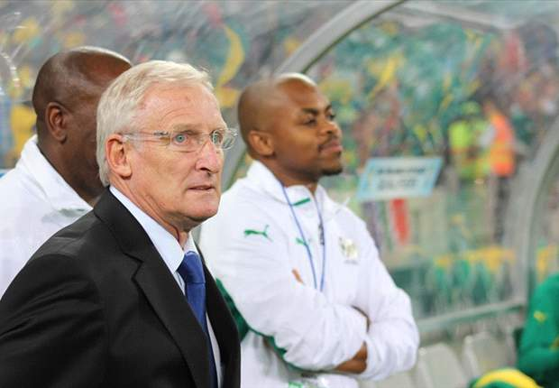Question of the Day: Should Igesund be kept as Bafana coach?