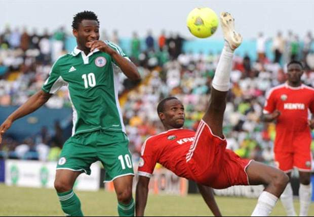 NFF allays fears on World Cup qualifiers, Confederations Cup funds