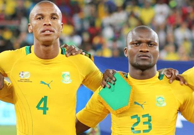 Bafana defender Thabo Nthethe