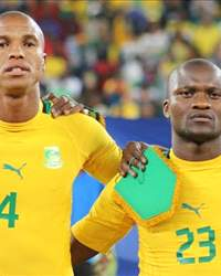 Thabo Nthethe, South Africa International