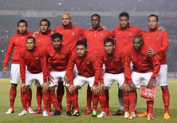 Skuat timnas Indonesia tak banyak berubah