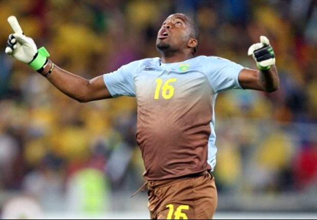 Khune: Kaizer Chiefs are going to Durban to win the Nedbank Cup